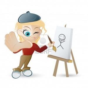 10372165-funny-cartoon-artist